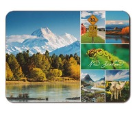 New Zealand Montage Placemats (Set 6)