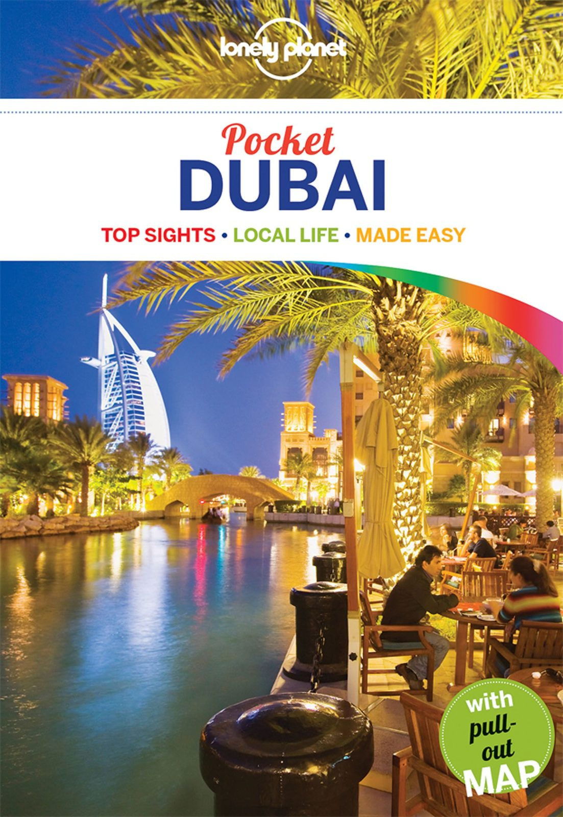 Lonely Planet Pocket Dubai by Lonely Planet image