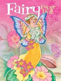 Fairy Paper Doll by Eileen Miller