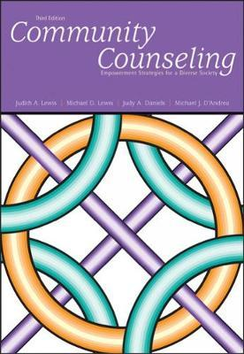 Community Counseling by Judy Daniels image