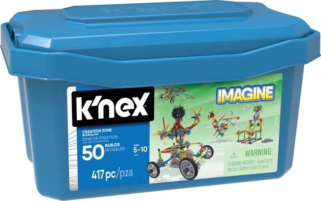 K'Nex: Creation Zone 50 Model