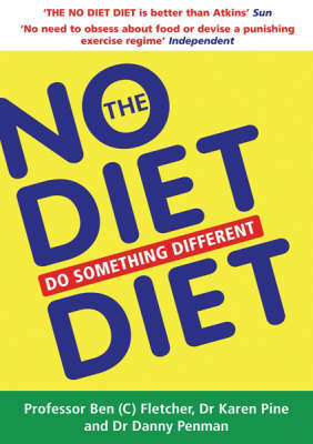 The No Diet Diet by Danny Penman image