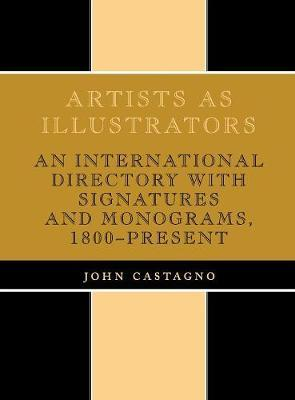 Artists as Illustrators by John Castagno image