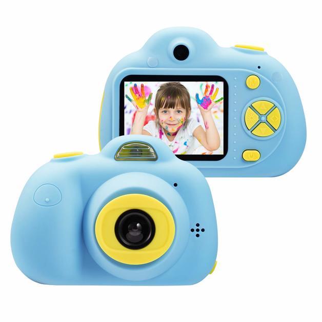 Kids Digital Camera 1080P HD - Blue