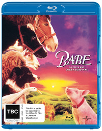 Babe on Blu-ray
