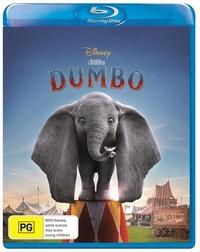 Dumbo (2019) on Blu-ray