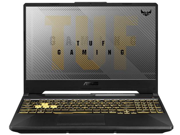 """15.6"""" ASUS TUF Gaming A15 R7 16GB RTX2060 512GB 144Hz Gaming Laptop"""