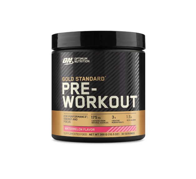 Optimum Nutrition Gold Standard Pre-Workout - Watermelon (300g/30 Servings)
