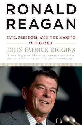 Ronald Reagan by John Patrick Diggins image