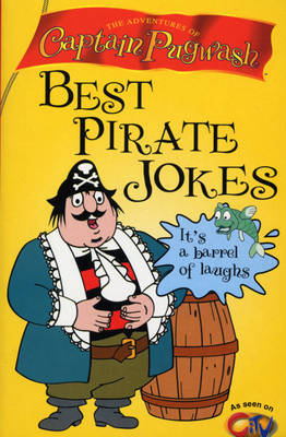 Best Pirate Jokes by Ian Rylett image