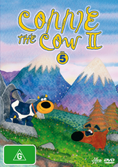 Connie The Cow II - Vol. 5 on DVD