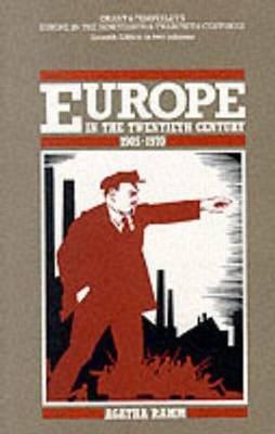 Grant and Temperley's Europe in the Twentieth Century 1905-1970