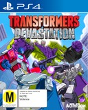 Transformers Devastation for PS4