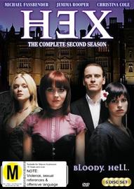 Hex Season 2 on DVD