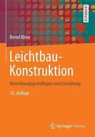 Leichtbau-Konstruktion by Bernd Klein