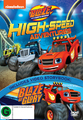 Blaze and The Monster Machines: High-Speed Adventures on DVD