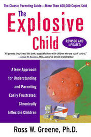 The Explosive Child by Ross W. Greene image