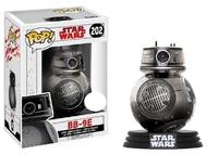 Star Wars: The Last Jedi - BB-9E (Hematite) Pop! Vinyl Figure image