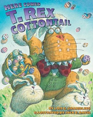 Here Comes T.Rex Cottontail