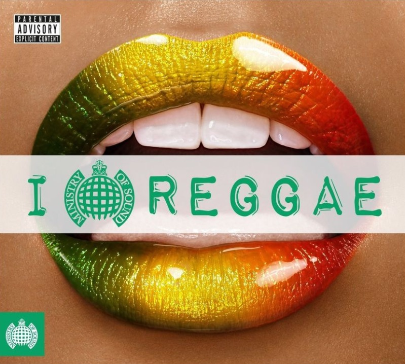 Ministry Of Sound: I Love Reggae by Ministry Of Sound image