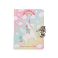 Rainbow Unicorn Secret Diary