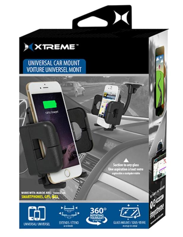 Xtreme: Universal Car Mount