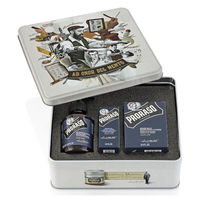 Proraso Azur Lime Beard Care Gift Tin Set