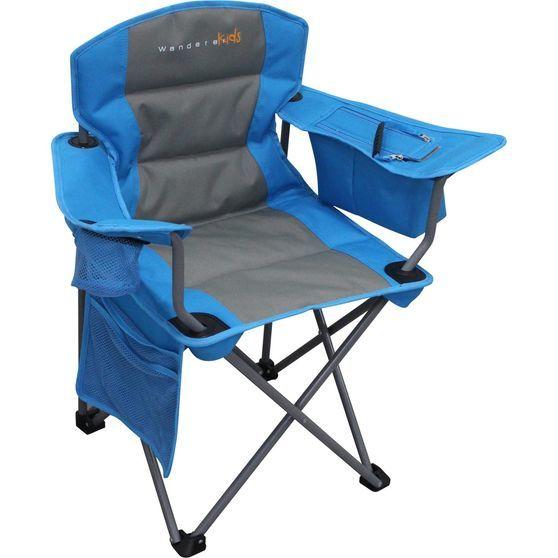 Wanderer Kids' Cooler Arm Chair (Blue)
