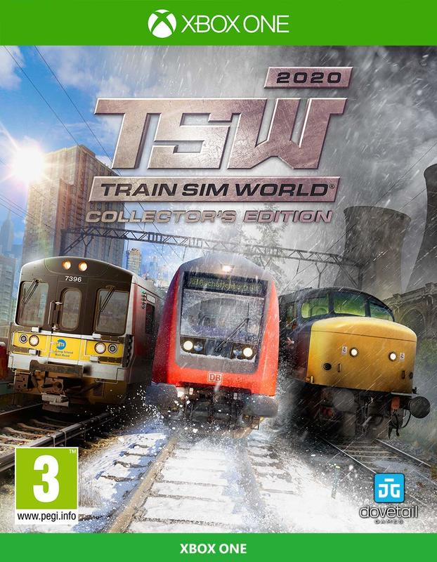 Train Sim World 2020 Collector's Edition for Xbox One