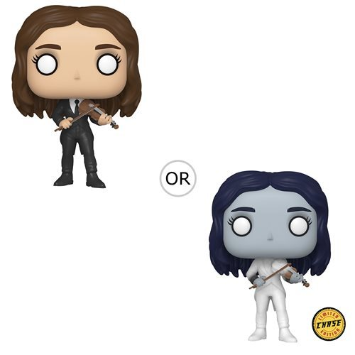 Umbrella Academy: Vanya Hargreeves (#7) - Pop! Vinyl Figure (with a chance for a Chase version!) image