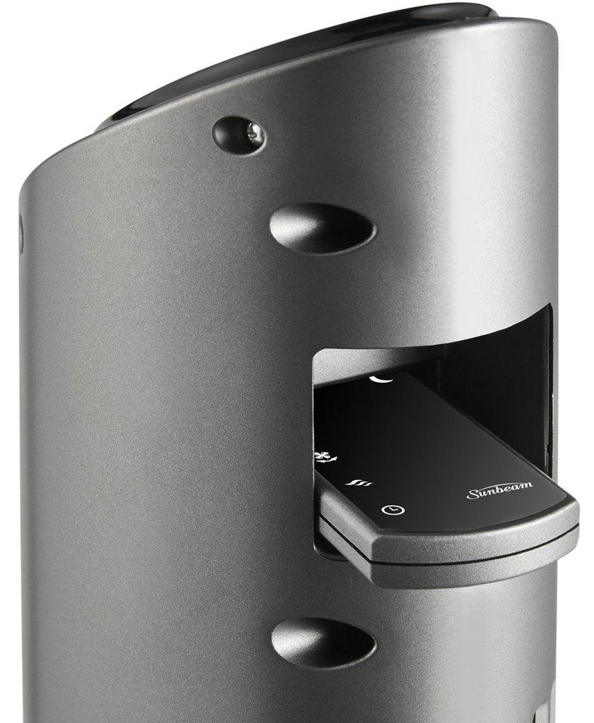 Sunbeam: Super Slim Tower Fan with Night Mode (121cm) image