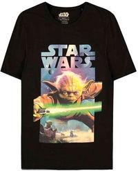 Star Wars: Yoda Poster - T-Shirt (Size - M)