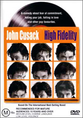 High Fidelity on DVD