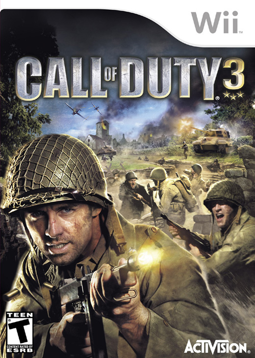 Call of Duty 3 for Nintendo Wii image