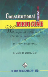 Constitutional Medicine by John Henry Clarke image
