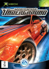 Need for Speed: Underground for Xbox