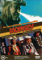 Monkey - Vol 3 on DVD