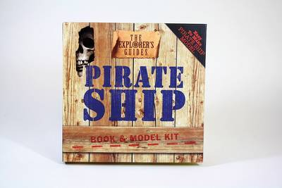 Pirate Ship: Book & Model Kit by Artworks J M image
