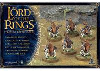 The Lord of the Rings Galadhrim Knights
