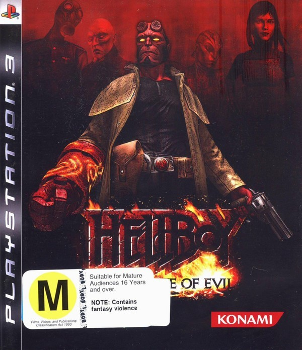 Hellboy: The Science of Evil for PS3