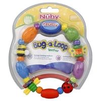 Nuby Bug-A-Loop Teether image