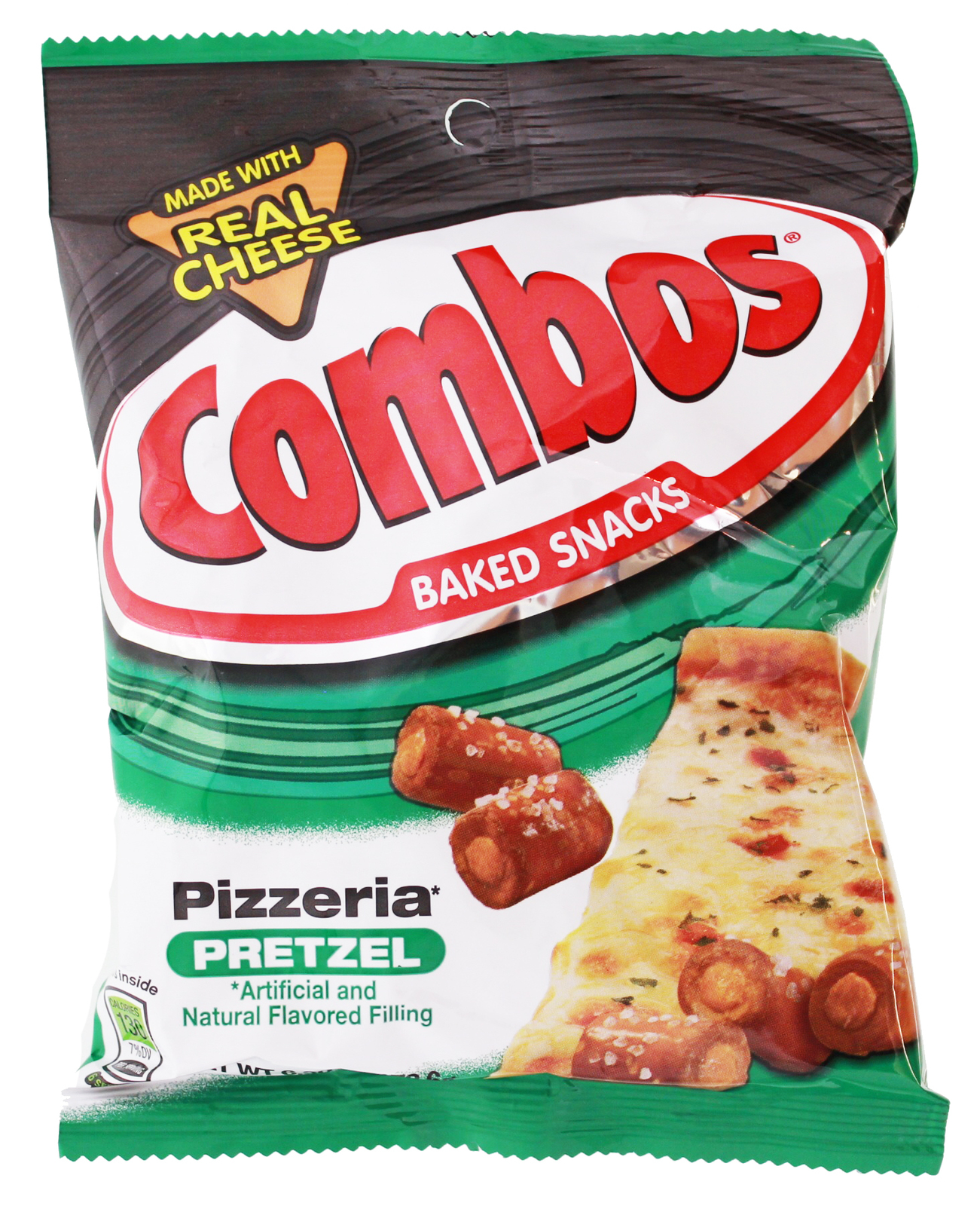Combos Pizza Pretzel (178.6g) image