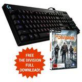 Logitech G810 RGB Mechanical Keyboard for