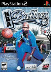 NBA Ballers for PlayStation 2