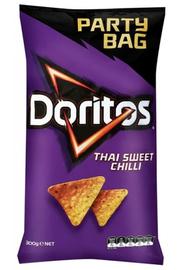 Doritos Corn Chips Thai Sweet Chilli (300g)