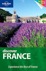 Lonely Planet Discover France by Nicola Williams image