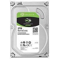 3TB Seagate BarraCuda SATA 6Gb/s 64MB Cache 3.5-Inch Internal Hard Drive