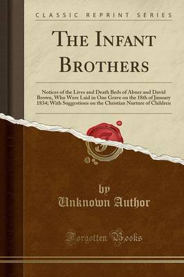 The Infant Brothers by Unknown Author
