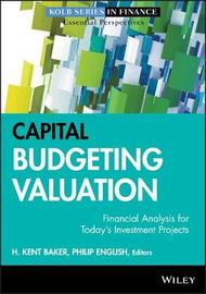 Capital Budgeting Valuation