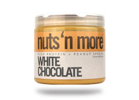 Nuts N More High Protein Spread (White Chocolate, 454g)